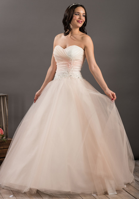 GP1091 Wedding                                          dress by Grace by Bridalane
