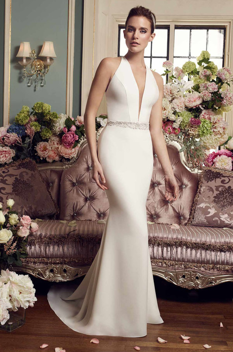 2150 Wedding                                          dress by Mikaella
