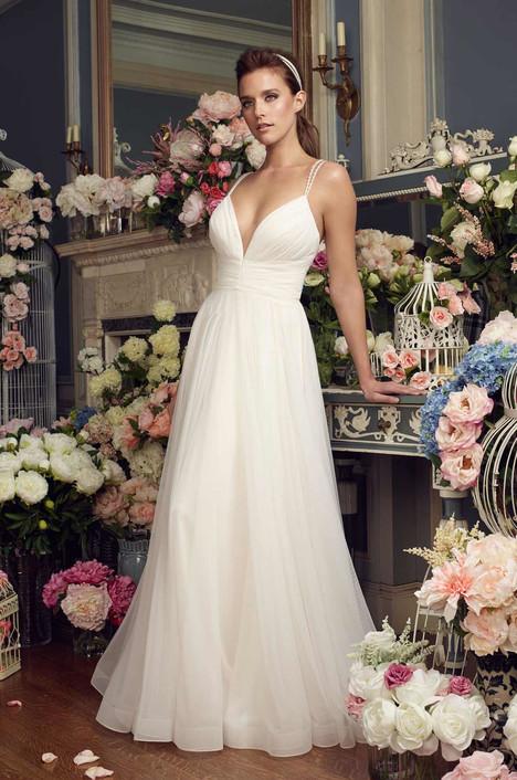 2155 Wedding                                          dress by Mikaella