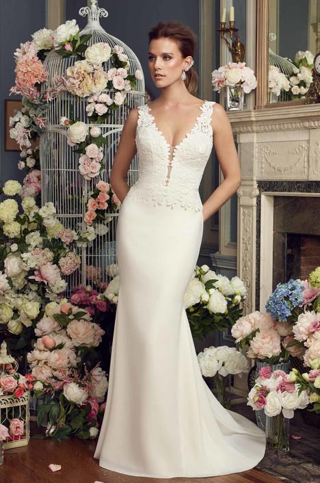 2156 Wedding                                          dress by Mikaella