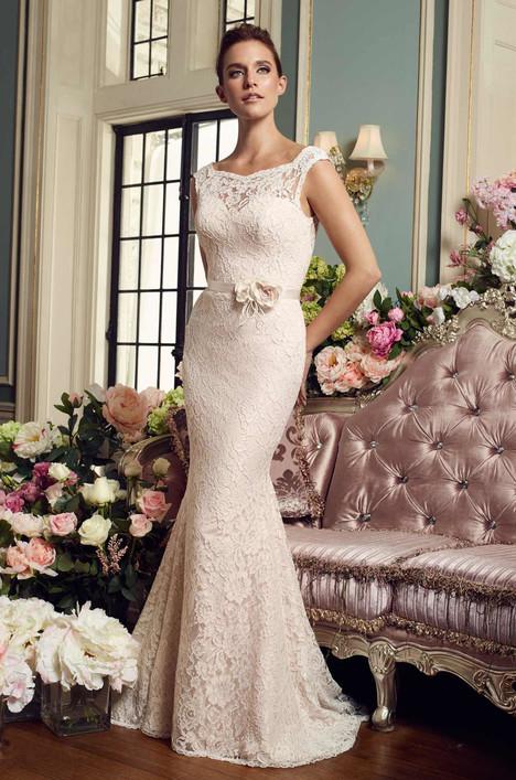 2157 Wedding                                          dress by Mikaella