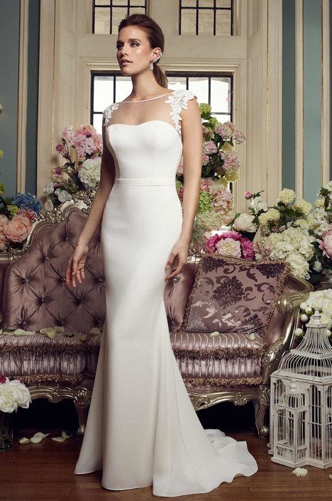 2160 Wedding                                          dress by Mikaella