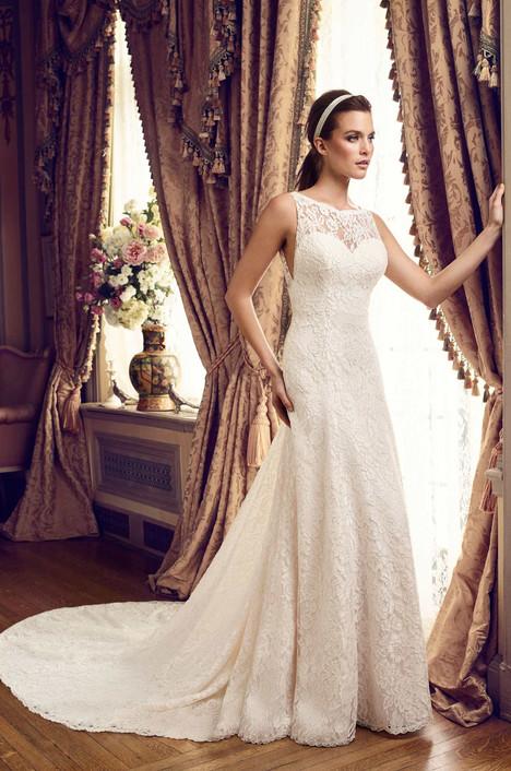 2161 Wedding                                          dress by Mikaella