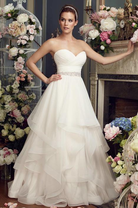 2164 Wedding                                          dress by Mikaella