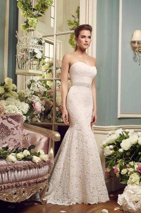 2165 Wedding                                          dress by Mikaella