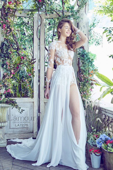LA7275 Wedding                                          dress by L'Amour by Calla Blanche