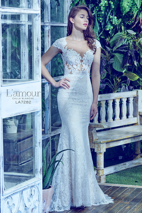 LA7282 Wedding                                          dress by L'Amour by Calla Blanche