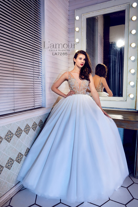 LA7285 Wedding                                          dress by L'Amour by Calla Blanche
