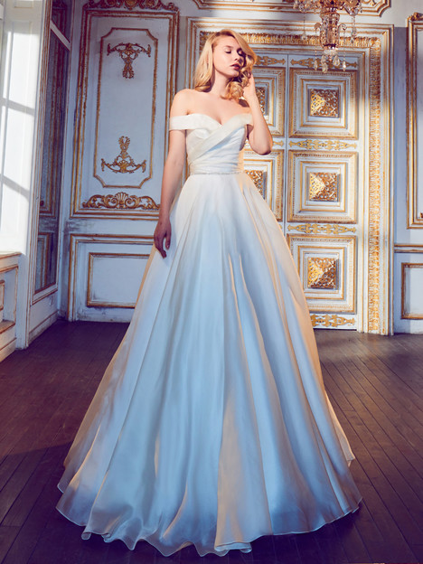 17249 Wedding                                          dress by Calla Blanche