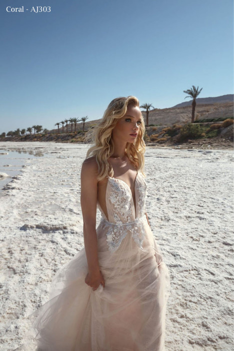 303 Wedding                                          dress by A&J Collection