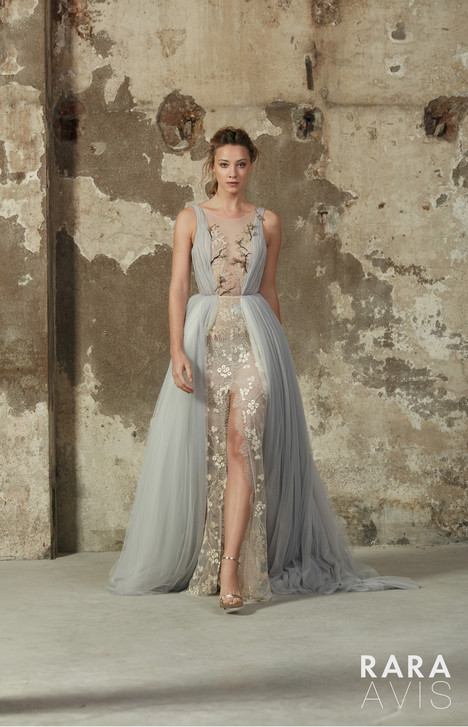 Alize Wedding dress by Rara Avis