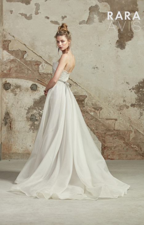 Asan Wedding dress by Rara Avis