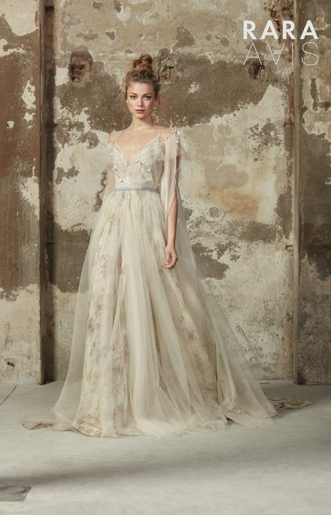 Delvin Wedding                                          dress by Rara Avis