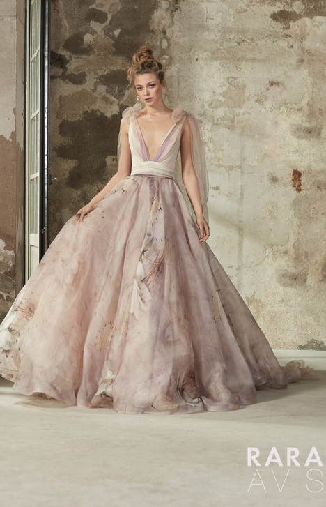 Elba Wedding                                          dress by Rara Avis