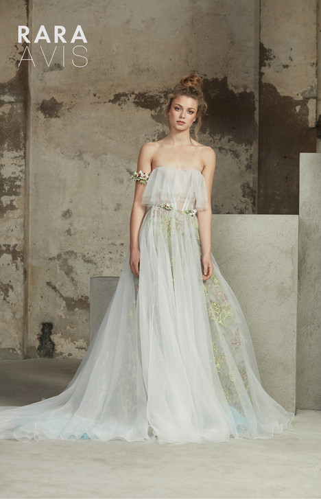 Ilan Wedding                                          dress by Rara Avis