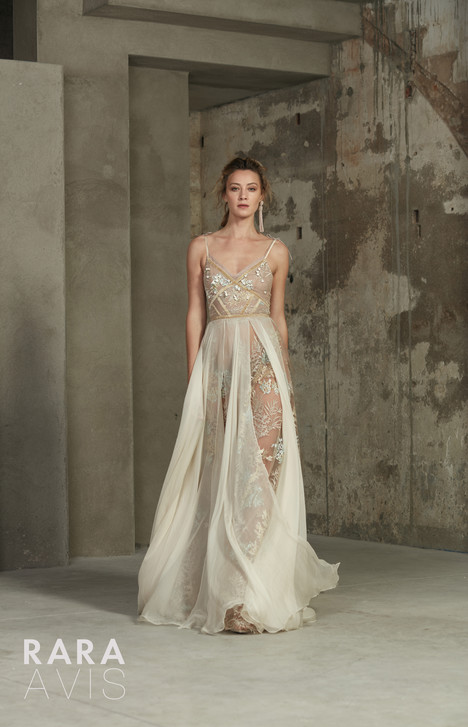 Kalina Wedding dress by Rara Avis