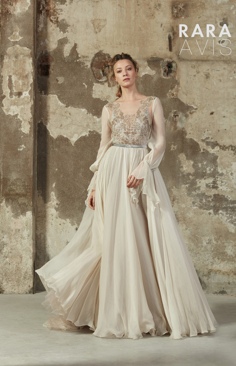 Mleria Wedding                                          dress by Rara Avis