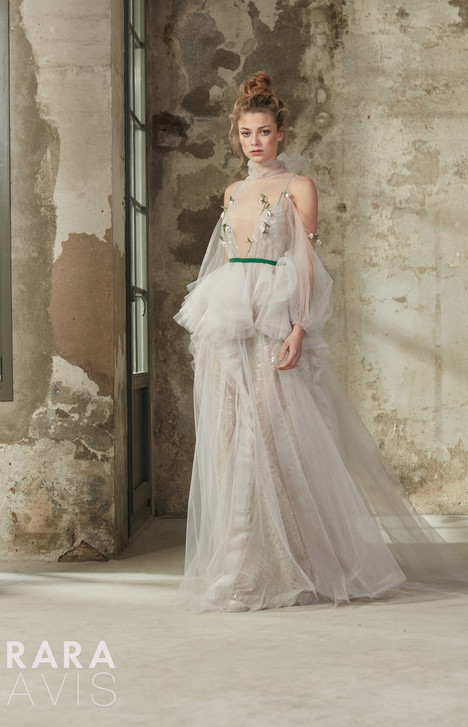 Riki Wedding                                          dress by Rara Avis