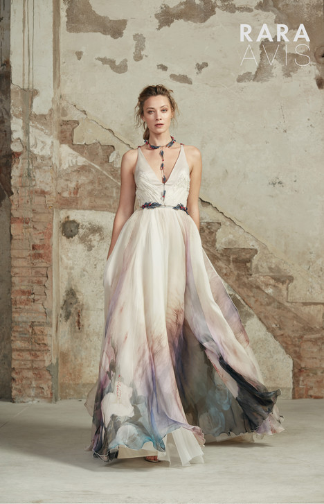 Rozal Wedding                                          dress by Rara Avis
