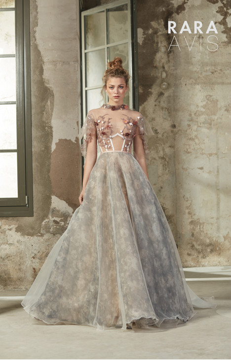 Sheldon Wedding                                          dress by Rara Avis