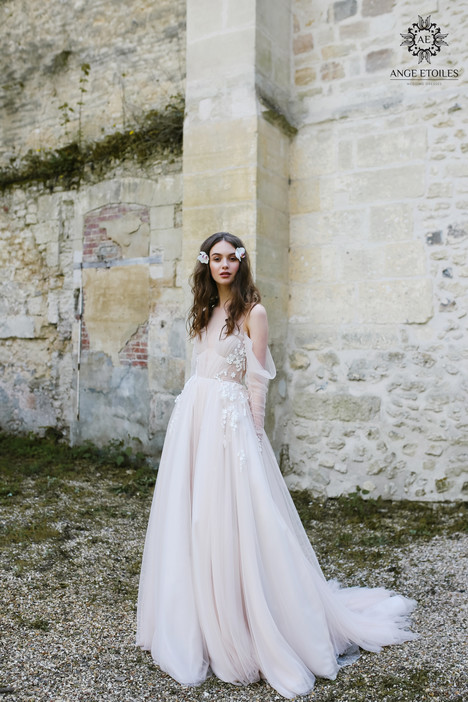 Antonia Wedding                                          dress by Ange Etoiles
