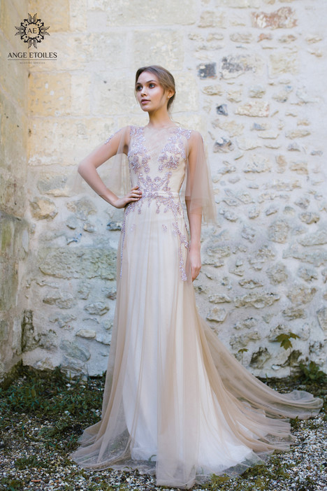 Eva Wedding                                          dress by Ange Etoiles