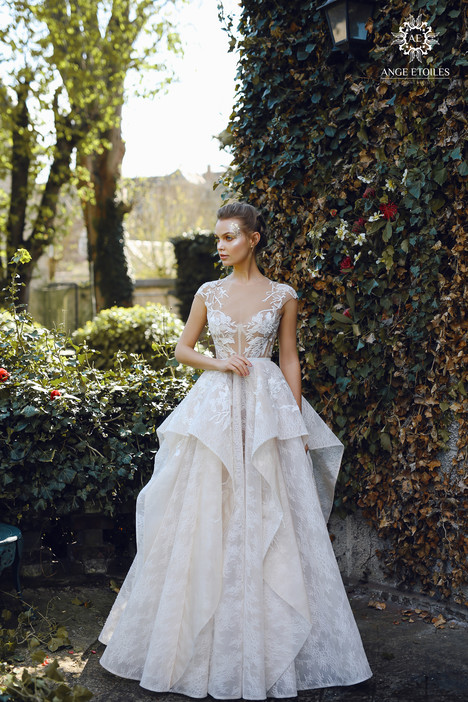 Janel Wedding                                          dress by Ange Etoiles