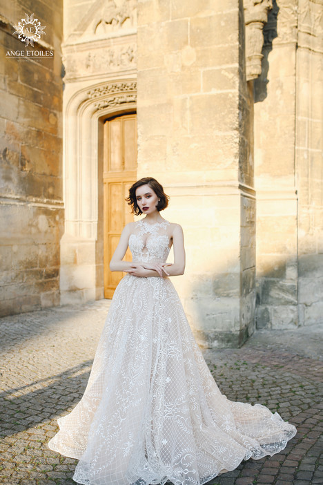 Marsel Wedding                                          dress by Ange Etoiles