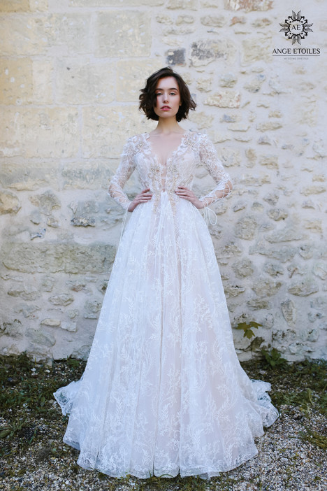 Olivia Wedding                                          dress by Ange Etoiles