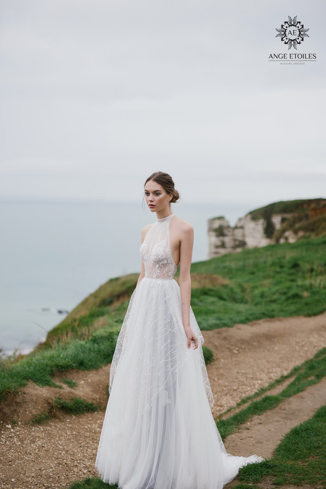 Seage Wedding                                          dress by Ange Etoiles