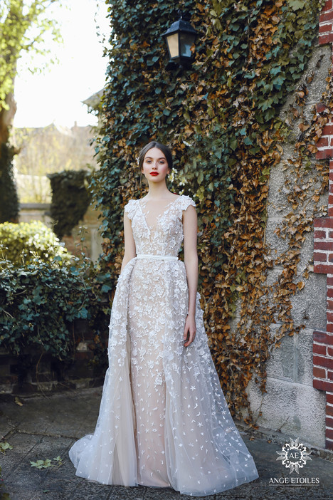 Velari Wedding                                          dress by Ange Etoiles
