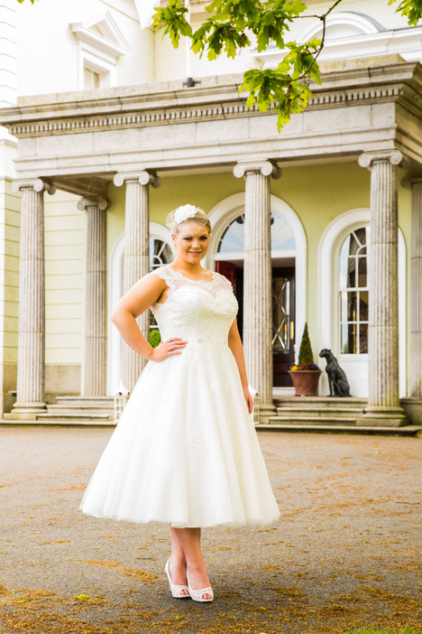 304 Wedding                                          dress by Beautiful Bride Plus
