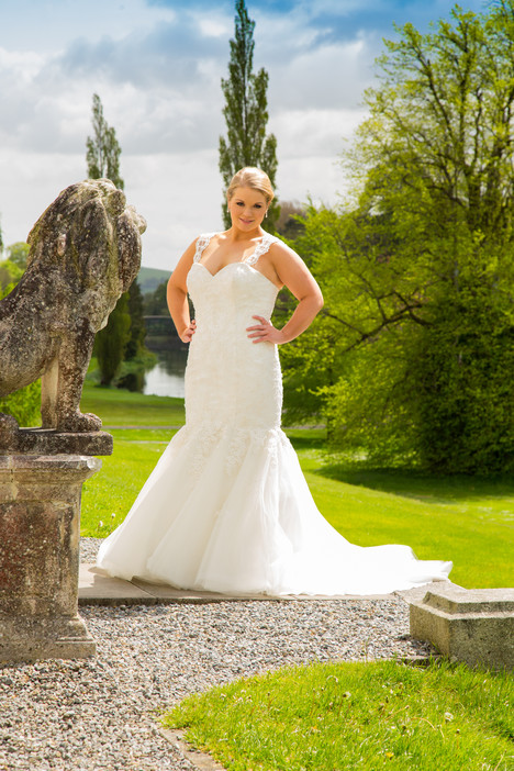 307 Wedding                                          dress by Beautiful Bride Plus