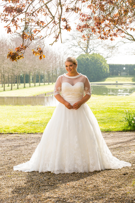 504 Wedding                                          dress by Beautiful Bride Plus