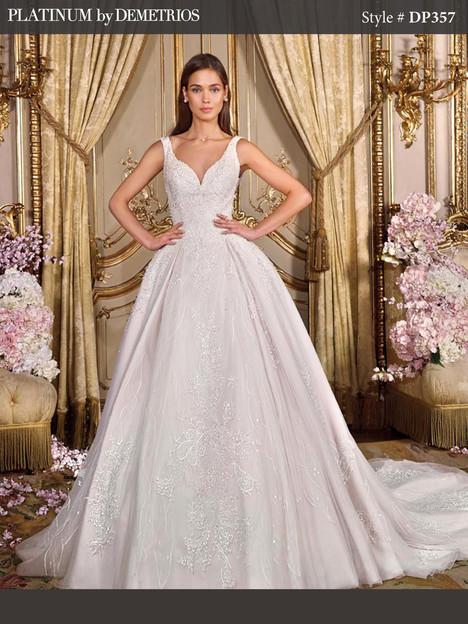DP357 Wedding dress by Platinum by Demetrios