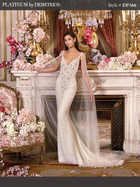 DP366 Wedding dress by Platinum by Demetrios