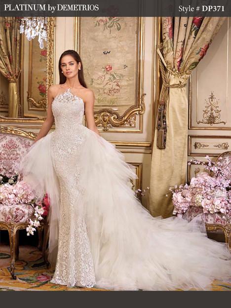 DP371 Wedding dress by Platinum by Demetrios