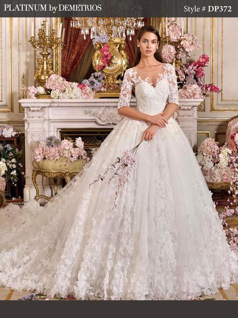 DP372 Wedding dress by Platinum by Demetrios