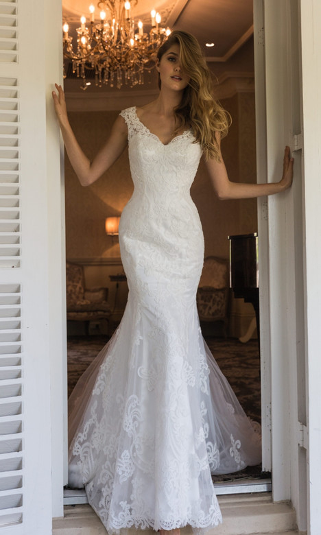 4304 Wedding                                          dress by Christina Rossi