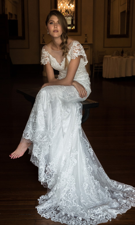 4321 Wedding dress by Christina Rossi