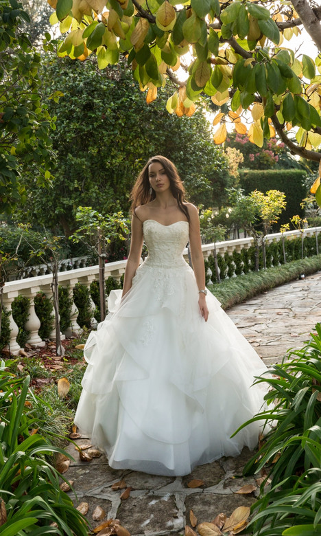4338 Wedding                                          dress by Christina Rossi
