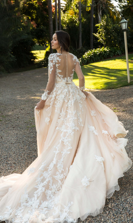 Charlotte Wedding                                          dress by Christina Rossi