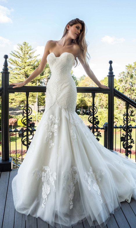 Coco Wedding                                          dress by Christina Rossi
