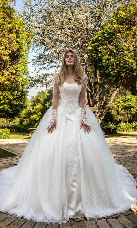 Juliet Wedding                                          dress by Christina Rossi