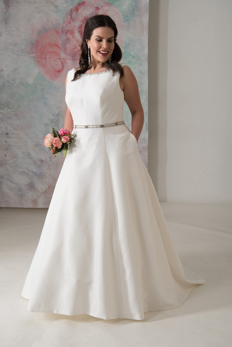 Alexandria Wedding                                          dress by Callista
