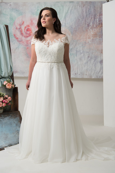 Bethany Wedding                                          dress by Callista