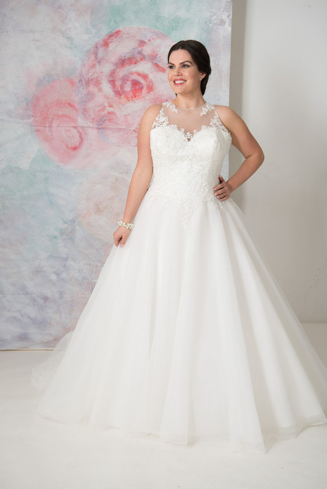Brooklyn Wedding                                          dress by Callista