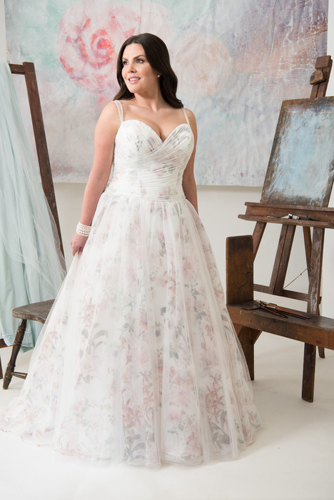 Carmel Wedding                                          dress by Callista