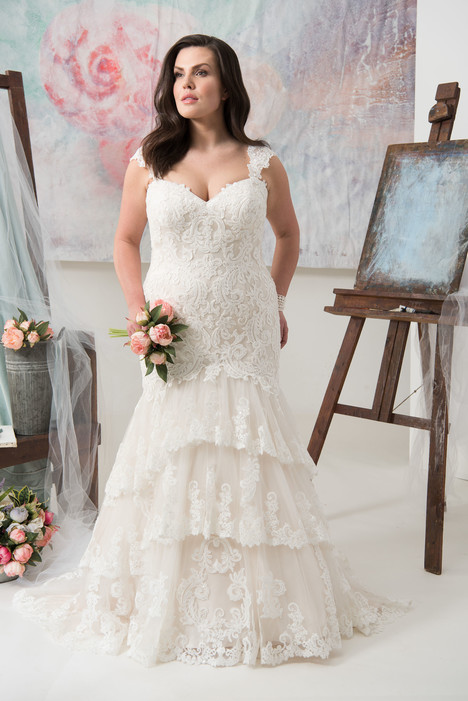 Carolina Wedding                                          dress by Callista