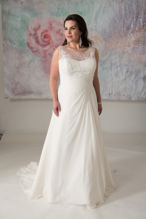 Chelsea Wedding                                          dress by Callista